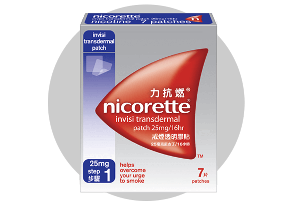 Nicorette Products